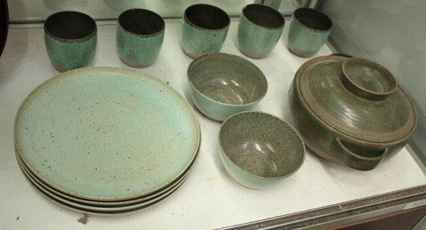 15: Pre-production Heath art pottery