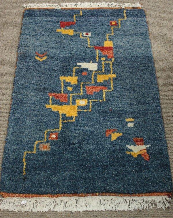 2301: Indo Gabbeh rugs