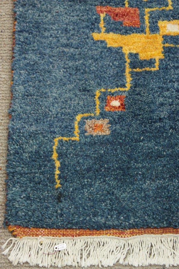 2301: Indo Gabbeh rugs - 2