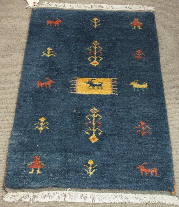 2301: Indo Gabbeh rugs - 4