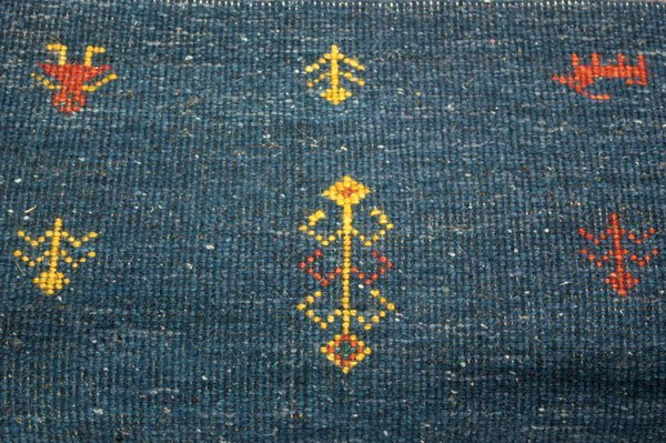2301: Indo Gabbeh rugs - 6