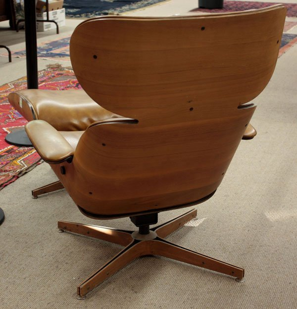2316: George Mulhauser Plycraft lounge chair - 2
