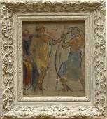 6009: Painting, Joseph Raphael, Californian
