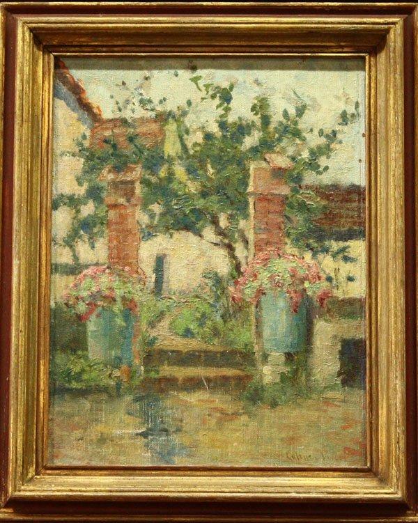 4000: Painting, Garden, Impressionist