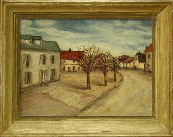 4003: Painting, Landscape, Modern