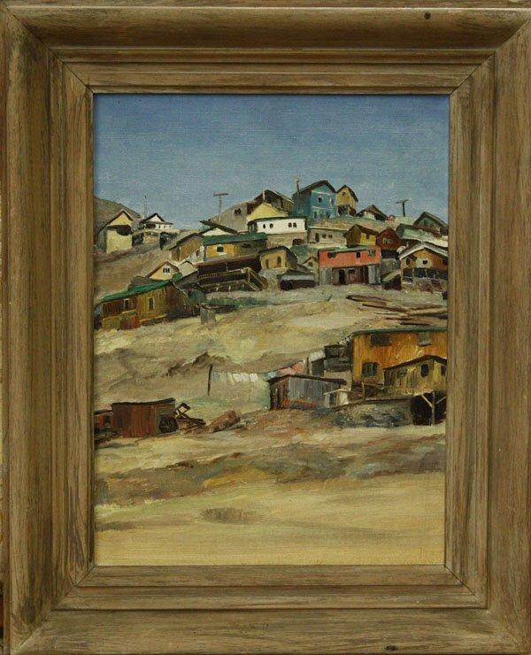 4005: Painting, Landscape, Mexico