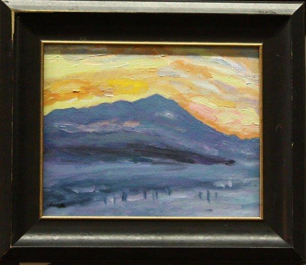 4006: Painting, Laura Lengyel, Californian