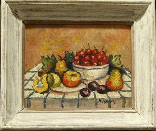 4007: Painting, Harvey, Still Life