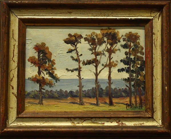 4010: Painting, Ramis, Landscape