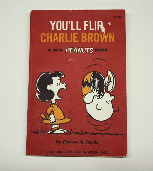 4451: Charlie Brown book Charles Schulz