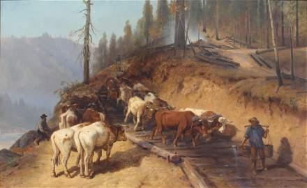 Painting, William Hahn