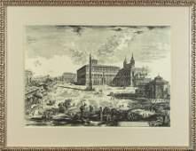 Prints, After Giovanni Battista Piranesi