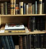 (lot of approx. 24) Historical texts on botany,