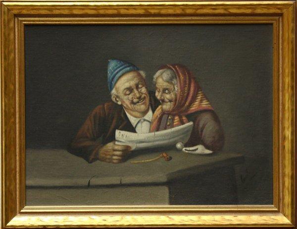 2002: Paintings, Portraits, Monks