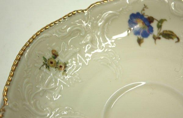 2070: Rosenthal porcelain tea set Sanssouci - 4