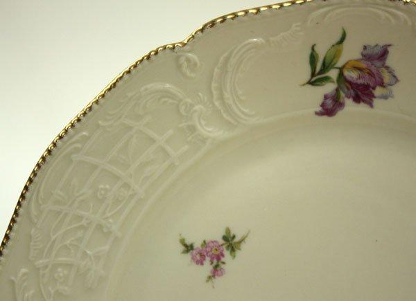 2070: Rosenthal porcelain tea set Sanssouci - 5
