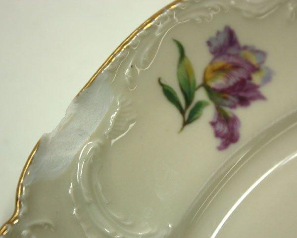 2070: Rosenthal porcelain tea set Sanssouci - 7