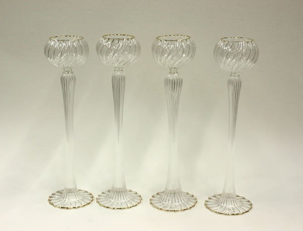 14: Renate Gaudin table top candleholders