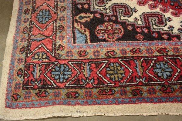123: Afghan rug carpet - 2