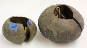 6017: Copper anklets, Mbole, D. R. Congo