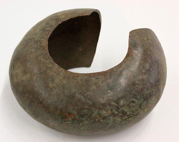 6020: Copper anklets, Mbole, D. R. Congo