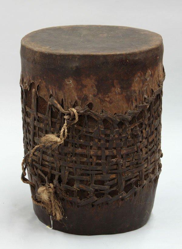 6010: West African Drum