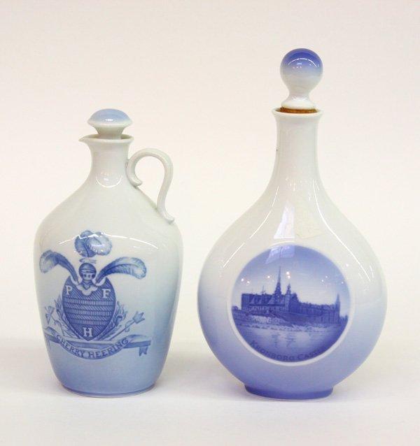 4020: Bing & Grondahl wine jug