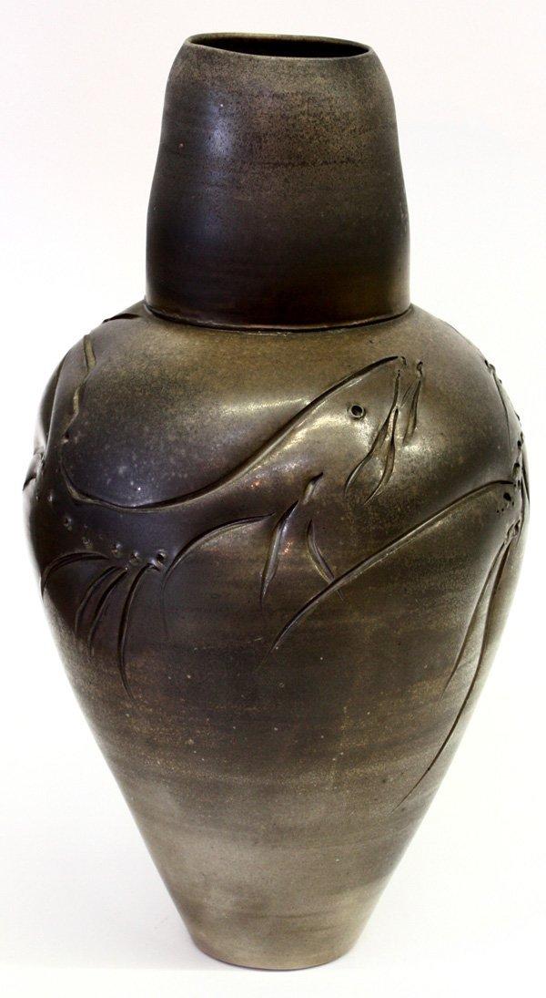 4545: Studio art pottery, Frank Boyden