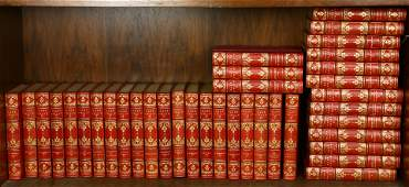 Collected works of Mark Twain in 37 volumes