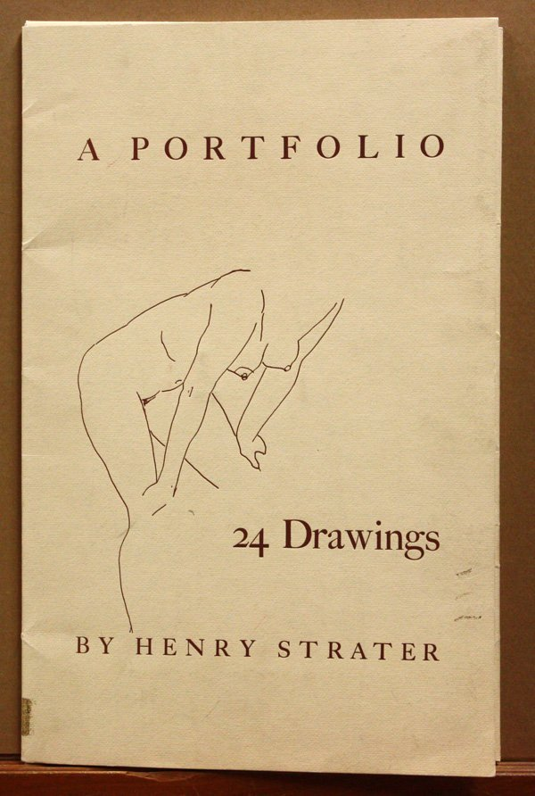 2286: Portfolio, after Henry Strater, 1958
