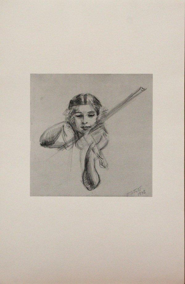 2286: Portfolio, after Henry Strater, 1958 - 4