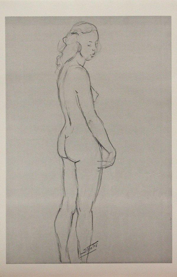 2286: Portfolio, after Henry Strater, 1958 - 5