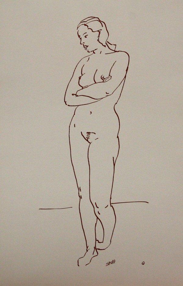 2286: Portfolio, after Henry Strater, 1958 - 6