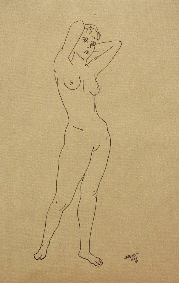 2286: Portfolio, after Henry Strater, 1958 - 7