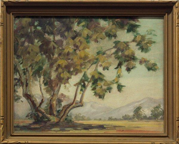 5: painting, Landscape, 1939