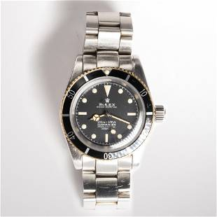 A stainless steel wristwatch, Rolex, Oyster Perpetual