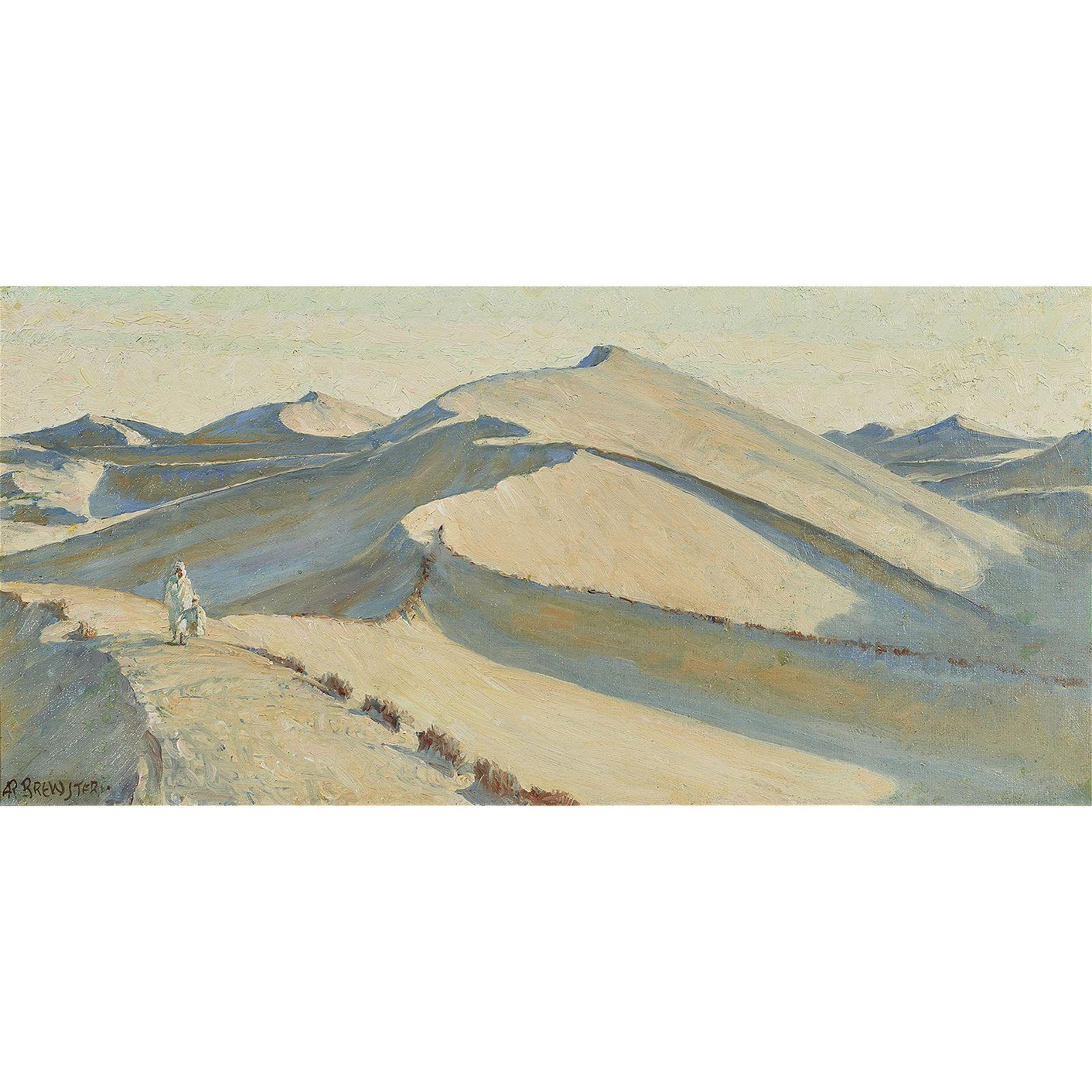 Painting, Anna Richards Brewster