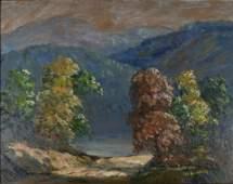Painting, John Wesley Hardrick