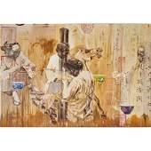 Painting, Hung Liu