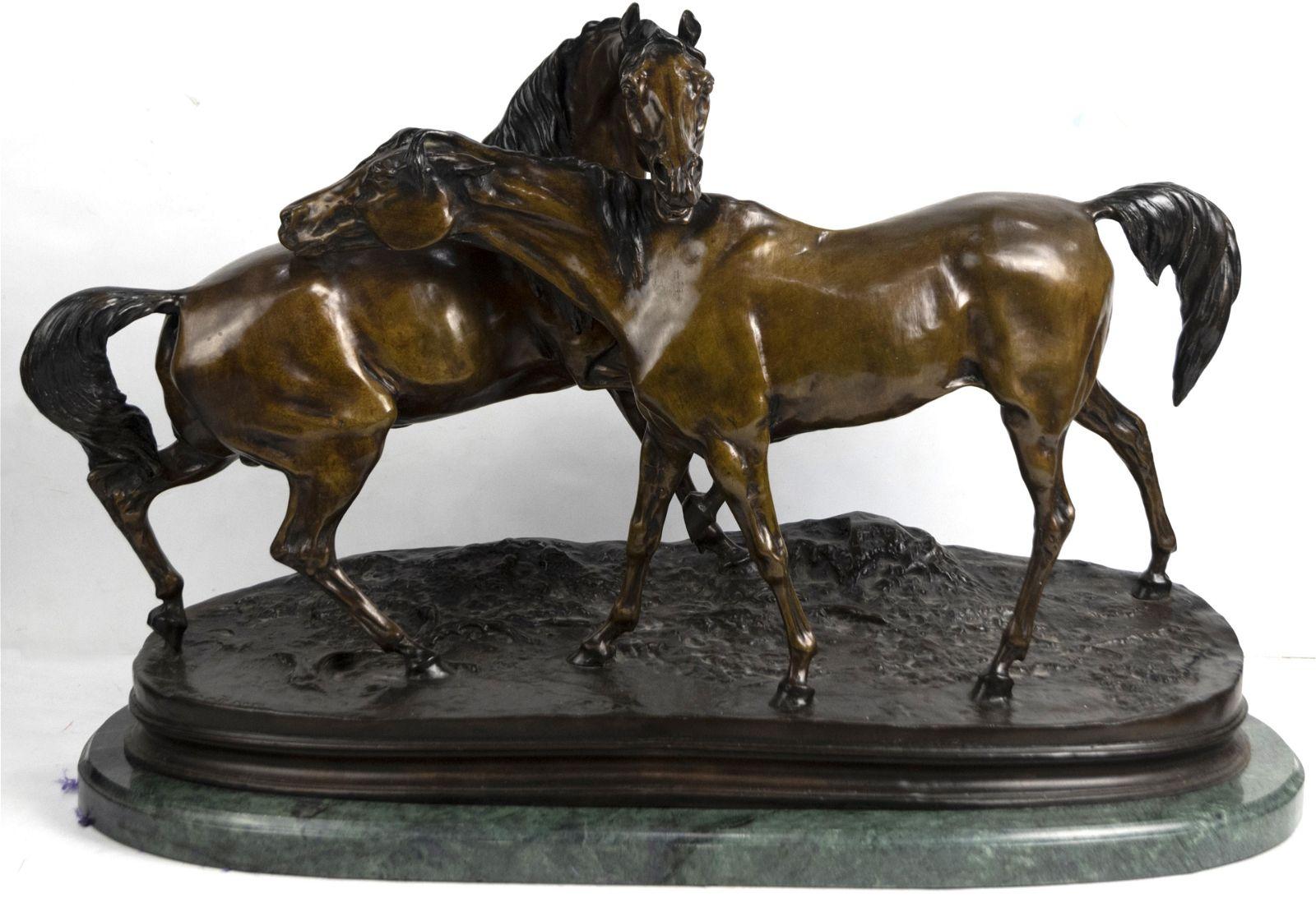 Sculpture, Pierre Jules Mene