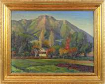 Painting, William John Jones