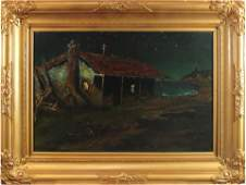 Painting, Follower of Charles Rollo Peters