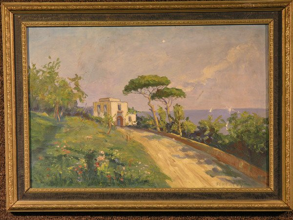 6000: Oil painting, Ferenczy