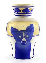 Vase, George Rodrigue