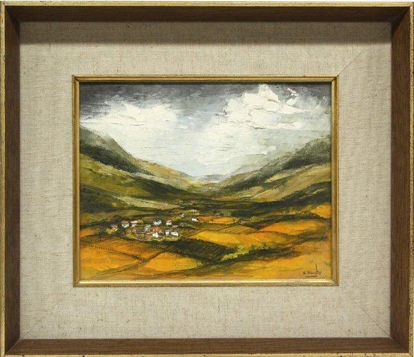 2002: Small Valley, Rugh Baker, Californian