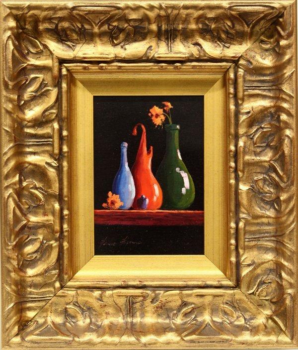 2007: Painting, Still Life, Hartwig