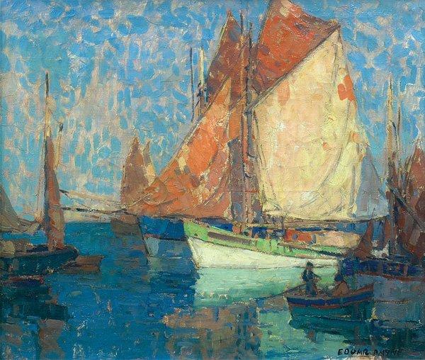 2346: Harbor Scene