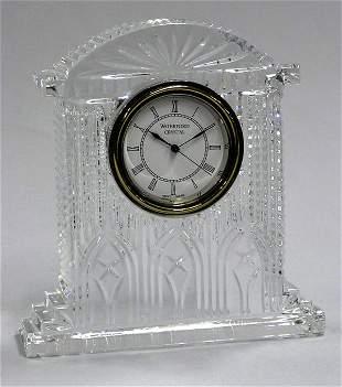 Waterford mantle clock