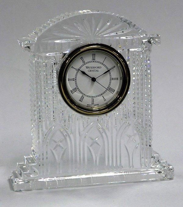 4014: Waterford mantle clock