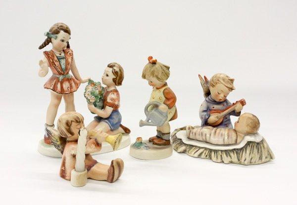 4020: Hummel figurines